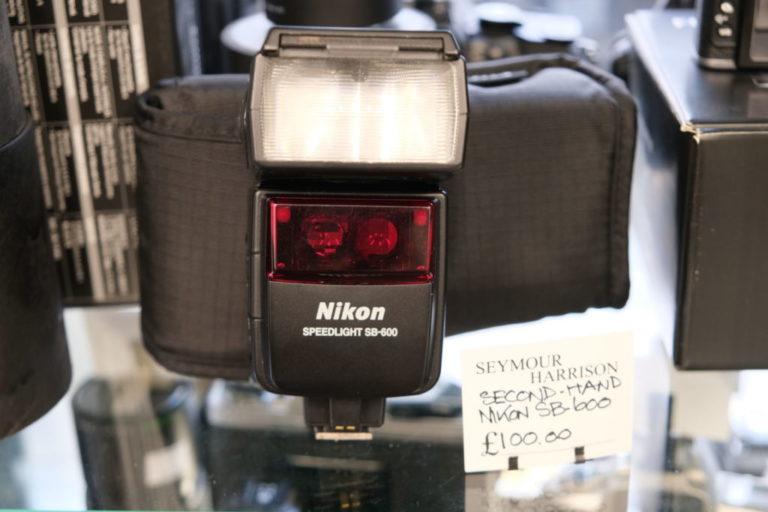 Nikon SB600 Flashgun