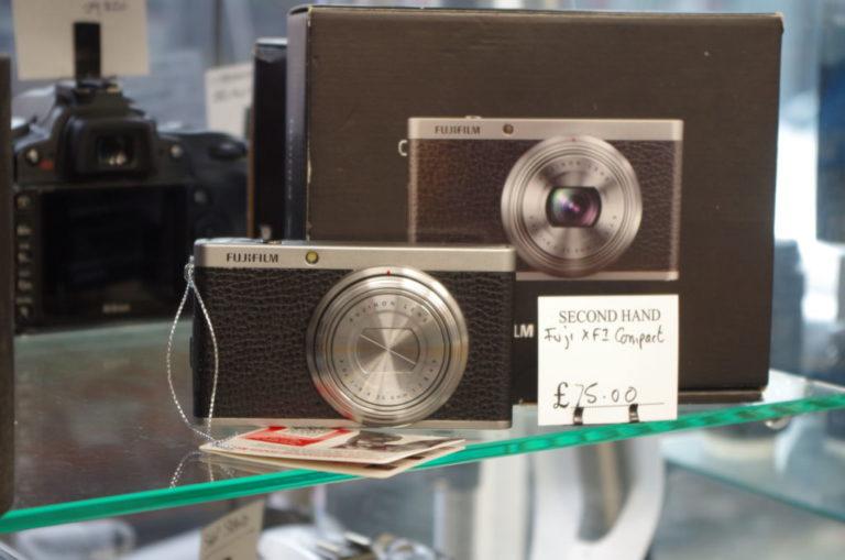 Fuji XF1 Compact